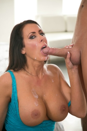 Mature stepmom with big tits seduces her stepson to ride his cock cowgirl 17498770