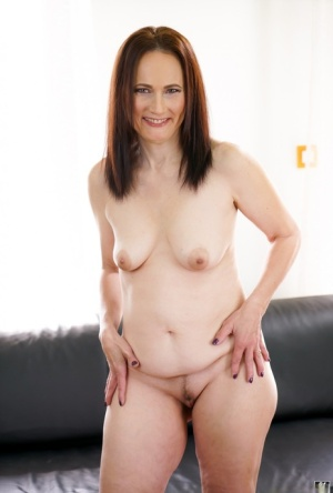 Mature Alice Sharp rides a cute studs dick and takes his jizz in her mouth 47858234