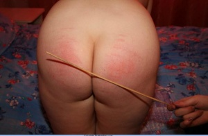 Busty blonde has her juicy ass caned by a dyke with red hair 51978099