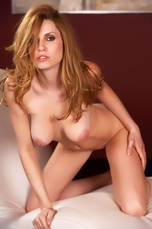 Solo model Jamie Lynn strips to her mules for a centerfold shoot 10682262