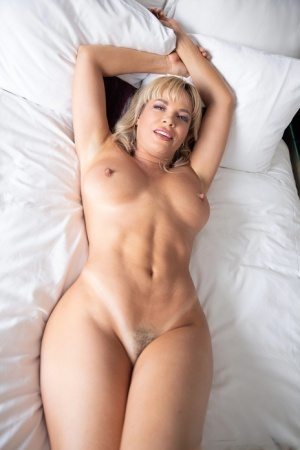 Sexy blonde Dana Dearmond bares her big boobs and butt in a hotel room 70329510