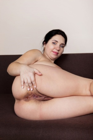 Pregnant 30 plus female Tanita gets naked for the very first time