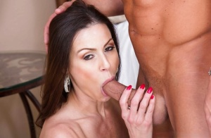 Brunette milf Kendra Lust is showing off her ass-fucking skills 51198132
