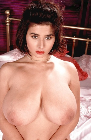 French MILF Chloe Vevrier unleashing large all natural tits and hairy twat