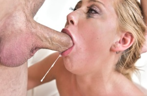 Lewd pornstar with tiny tits gets gangbaged in a dirty way by a few mad dudes