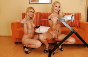 Hot lesbians Brandy Smile  Cindy Hope are into hot fisting action